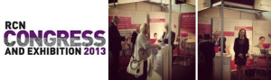 Jane Lewis Stand triumphs at the RCN Congress and Exhibition 2013