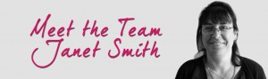 Meet the Team – Janet Smith