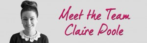 Meet the Team Claire Poole