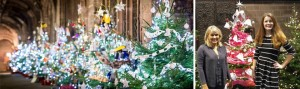 Chester Cathedral Tree Festival