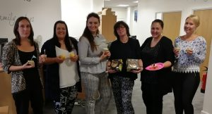 Jane Lewis Support Cupcake Day